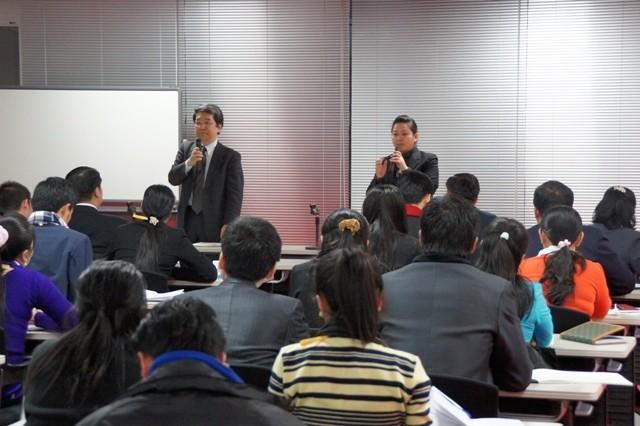 Обучение на тренингах автослесарей (семинарах)