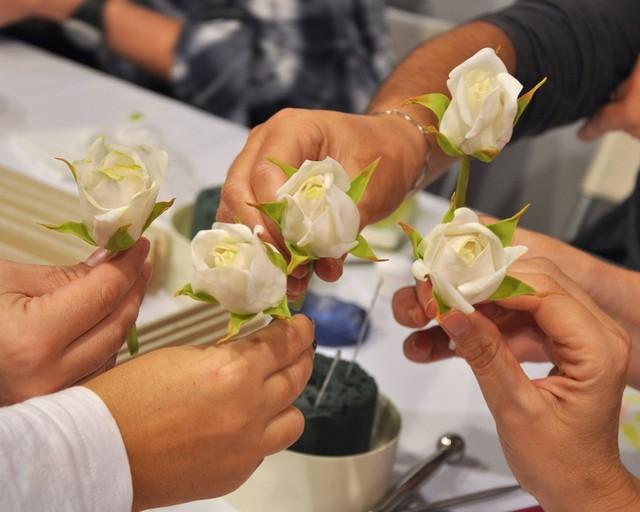 Где и чему учат на курсе (образования) флористов