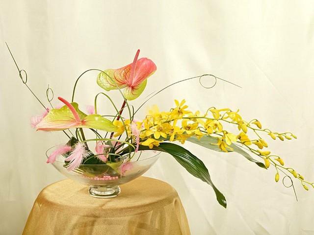 Где находятся и какие проходят семинары (тренинги) флористов