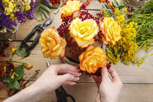 Как и где выбрать мастер-класс (мк) флористов