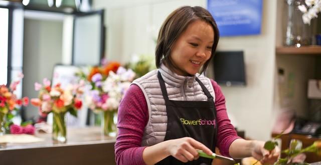 Сколько учиться и какое расписание на курсах и мастер-классы (мк), семинары и тренинги флористов.