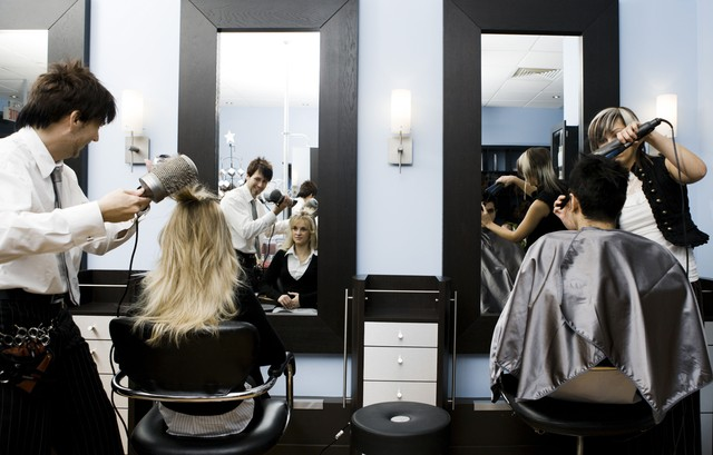Где и чему учат в лицее парикмахеров