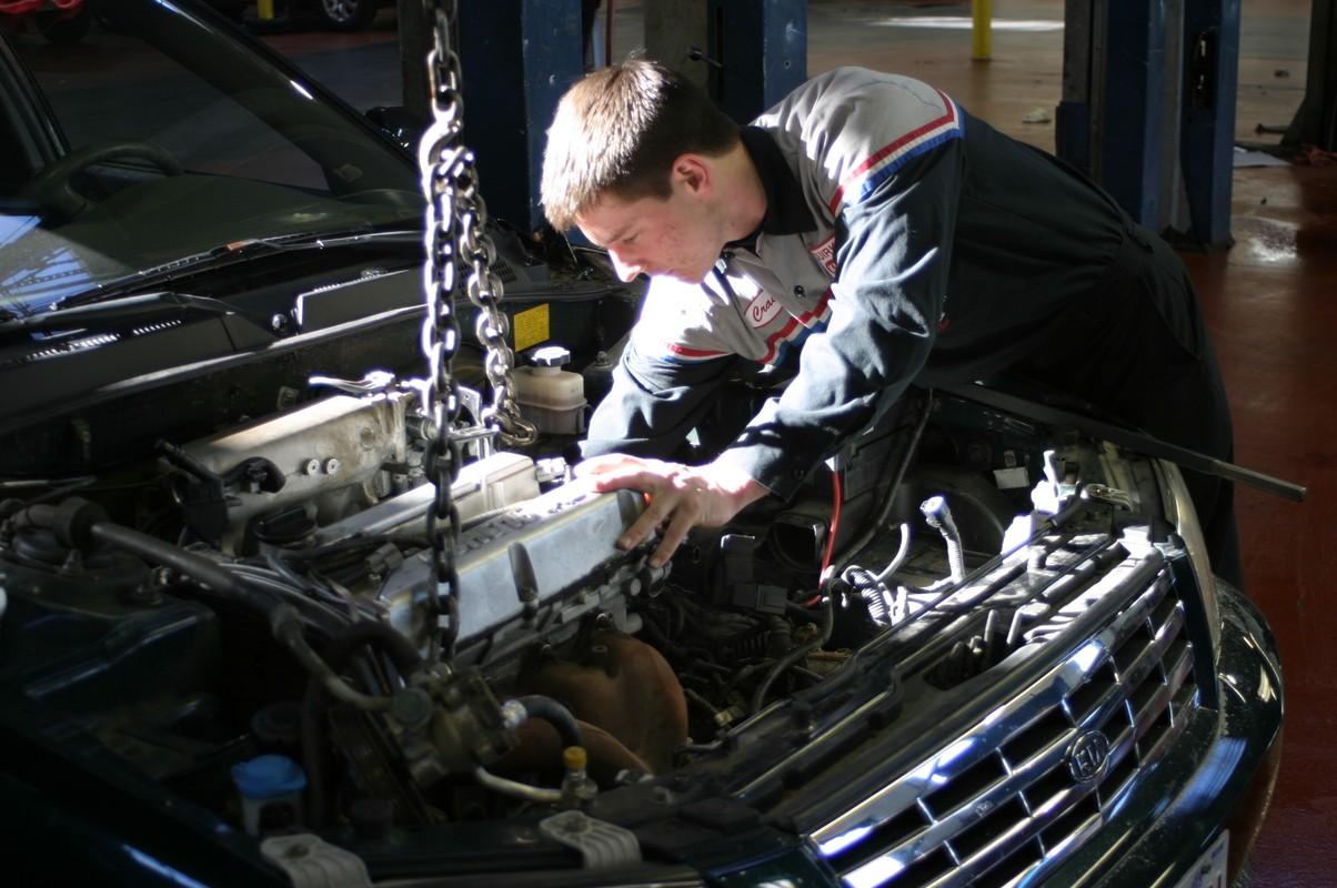Как и где выбрать мастер-класс (мк) автомехаников с устройством на работу