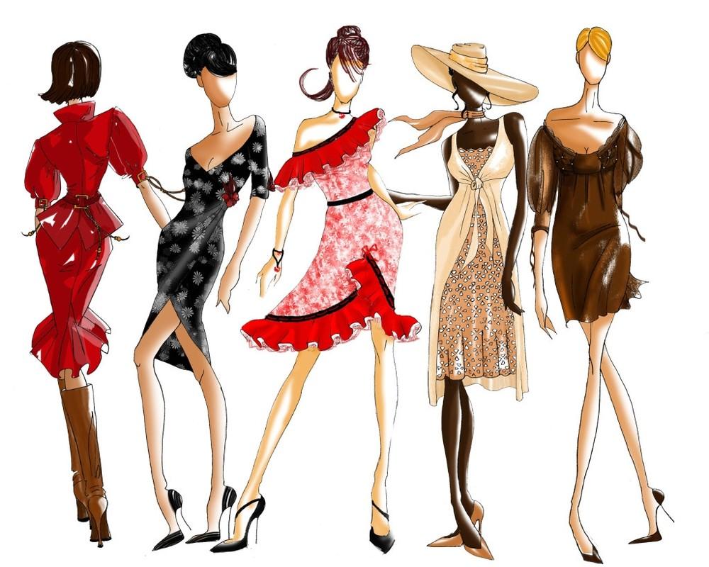 Сколько стоят платные курсы в учебном заведении дизайна одежды. Узнать цены