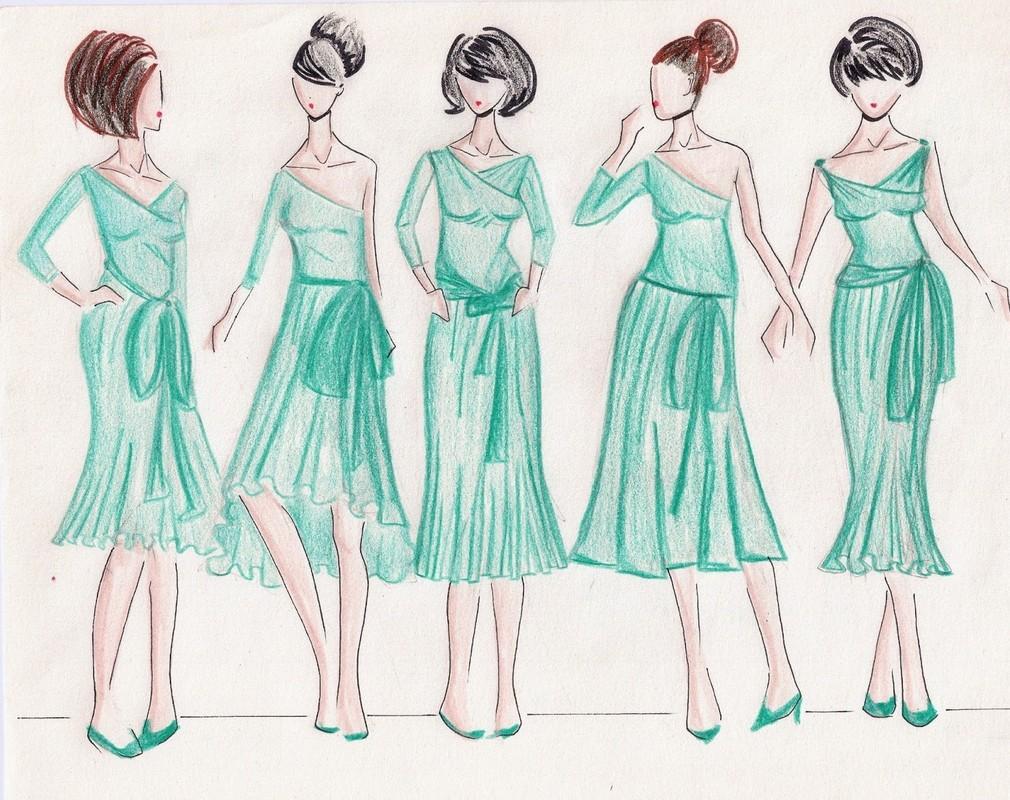 Как и где идет набор в школу дизайна одежды