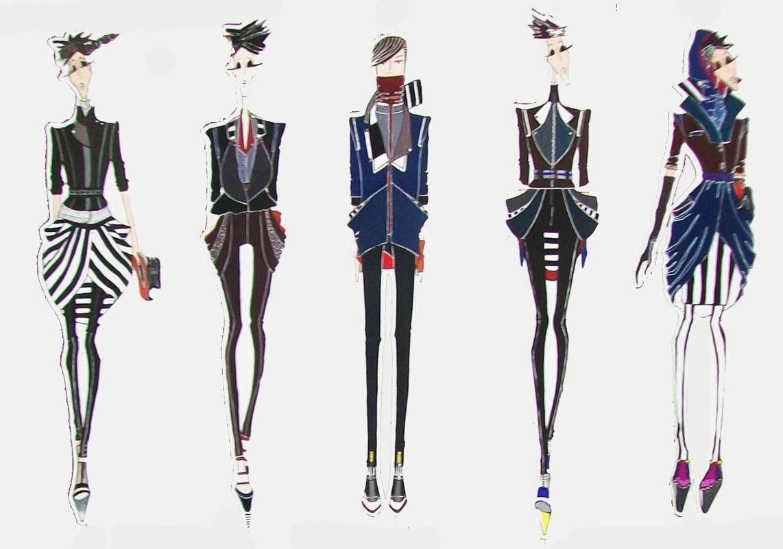 Смотреть список ведущих курсов обучения дизайну одежды