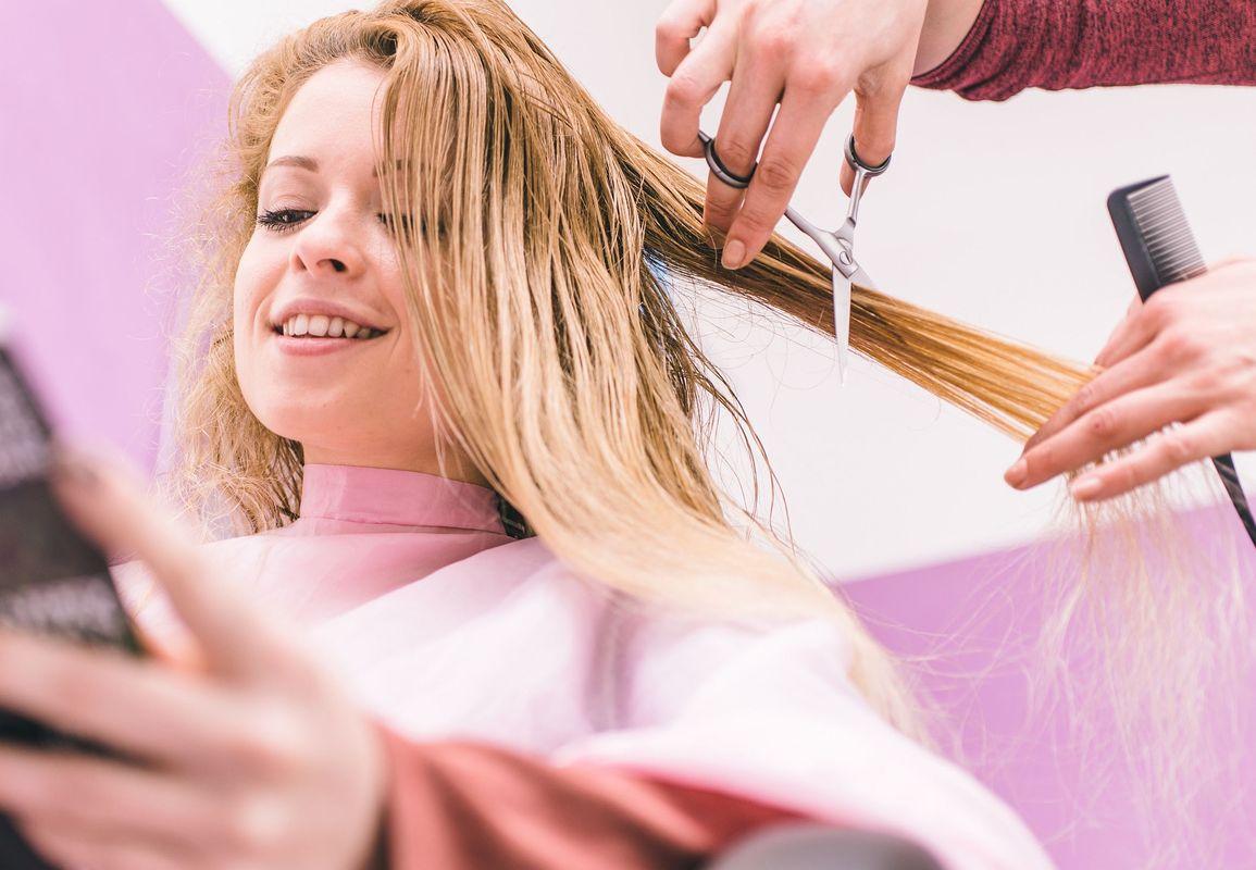 Подскажите, посоветуйте парикмахерскую учебную студию (салон)
