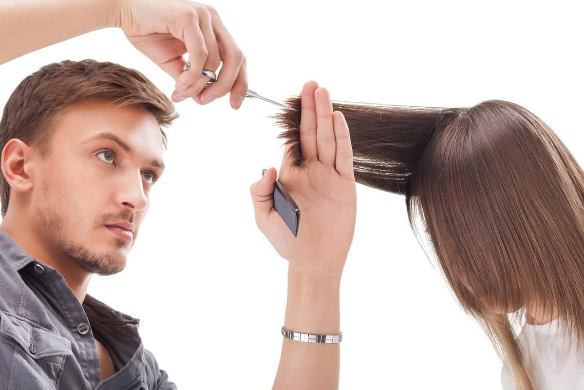 Как сделать мужскую стрижку самой себе