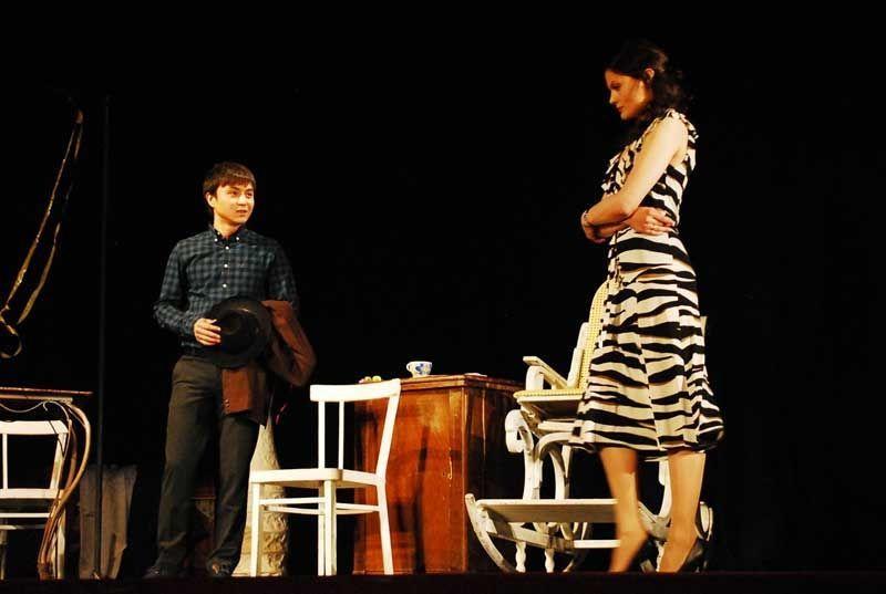 Профессиональные курсы актерского мастерства
